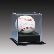 baseball holder display case