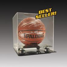 basketball memorabilia case