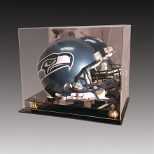 Football Helmets display cases